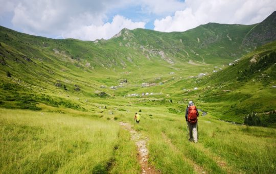 Peaks of the balkans camping and backpacking